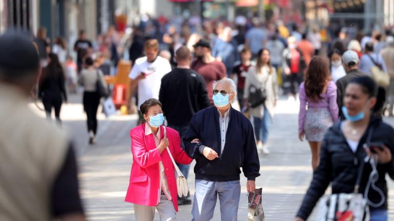"""Институтът """"Кох"""": Мерките срещу вируса трябва да отчитат повече показатели"""