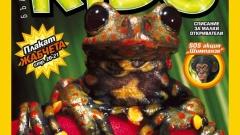Невероятният свят на жабите в National Geographic Kids