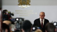 Министър Танев от медиите разбрал за исканата му оставка