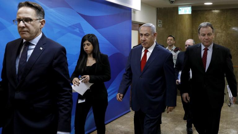 Министър и членът на кабинета на ИзраелЙоав Галант осъди антисемитизма