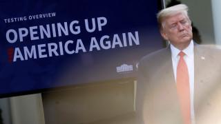 Тръмп недоумява защо расте неправилната употреба на дезинфектанти