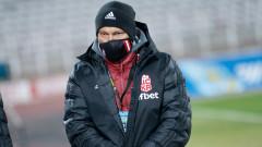 Краси Балъков: Не виждам кой знае какво като разлика, ЦСКА ритаха топката напред
