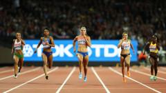 Ивет Лалова-Колио първа извън финала на 200 метра