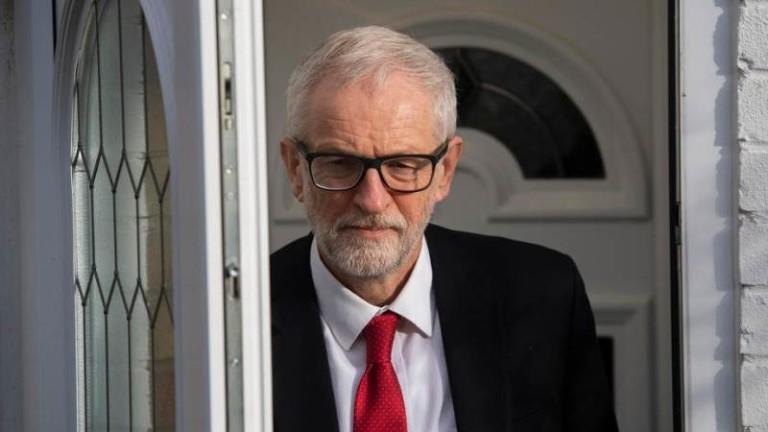 Лидерът на лейбъристите Джереми Корбин заяви, че поема своята част