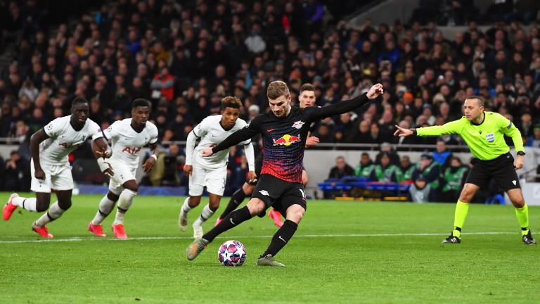 Тотнъм има трудна, но не и непосилна задача в Шампионската лига