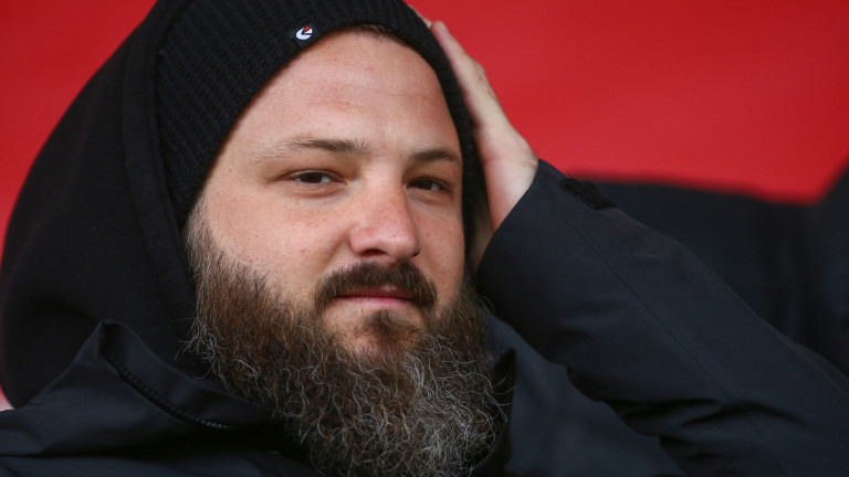 Данаил Ганчев гледа на живо мача на ЦСКА