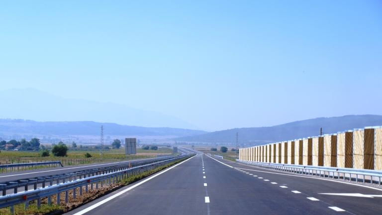 Най-евтините магистрали, но не за сметка на качеството