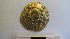 Рядка златна монета от 14 век открита при разкопки в Калиакра
