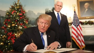 Йерусалим - подаръкът на Нетаняху от Тръмп за Ханука