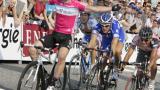 Марк Кавендиш спечели 13-ия етап на Джирото