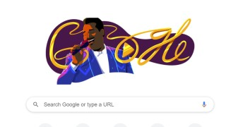 Google почете Лутър Вандрос
