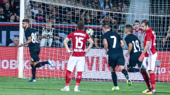 ЦСКА - Зоря 1:1, гостите изравниха от спорна дузпа!