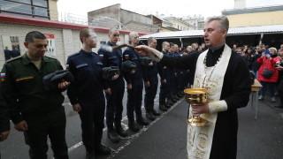 След премиера COVID-19 се разпространява и в руската армия