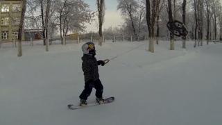 В зимния спорт на бъдещето дронът играе ключова роля (ВИДЕО)