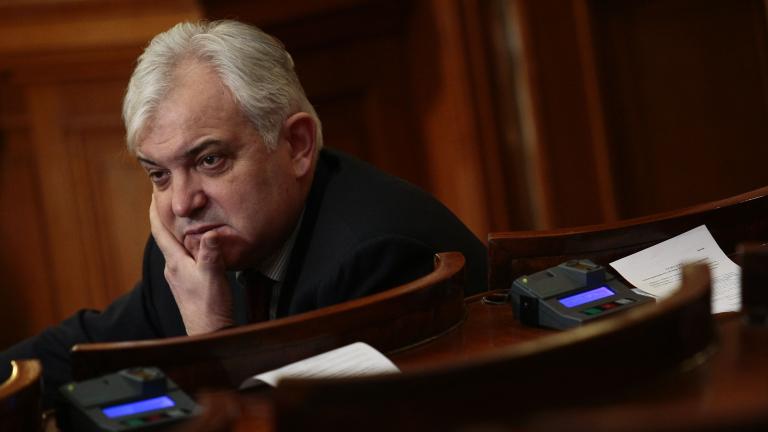 Явор Нотев вече не е заместник - председател на Парламента