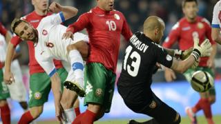 България продължава без загуба