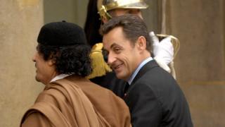 """Повдигнаха обвинения на Саркози за """"заговор"""" за финансиране от Кадафи"""