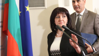 Караянчева доволна, че Конгресът на ГЕРБ е минал без драми