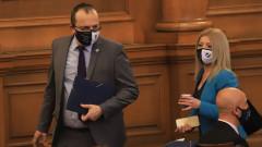 Мартин Димитров: Важен е вторият мандат
