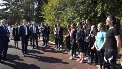 """Румен Радев дава старт на инициативата """"Спортувай с президента"""""""