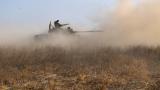 """""""Ислямска държава"""" за първи път използва танкове при нападение в Ирак"""