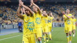 Късен гол приближи Астана до елиминационната фаза на Лига Европа