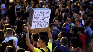 Десетки ранени след последните протести в Барселона