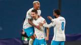 Зенит - Малмьо 4:0 в мач от Шампионската лига