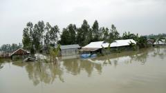 16 млн. души засегнати от наводнения в Индия, Бангладеш и Непал