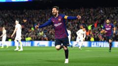 "В Барселона очакват шеста ""Златна топка"" за Лионел Меси"