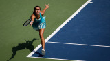 Юлия Гьоргес е единствената поставена на четвъртфинал в Москва