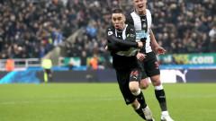 Мигел Алмирон изтръгна жизненоважни три точки за Нюкясъл срещу Кристал Палас