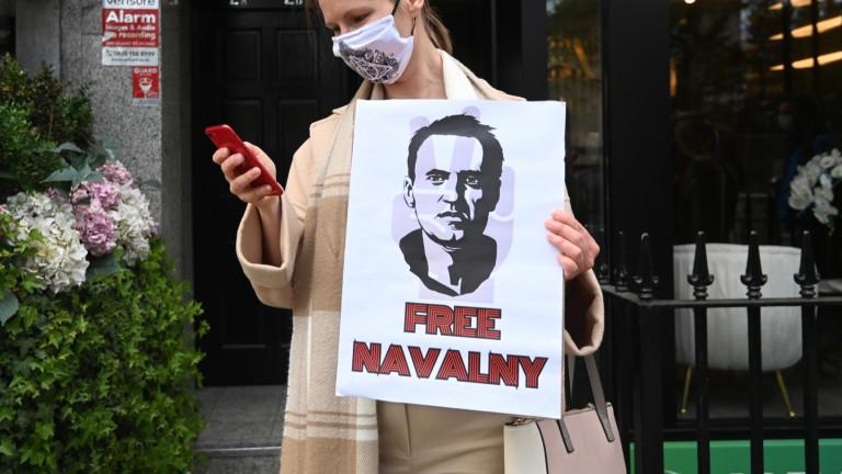 Опозицията в Русия възмутена от коментари на Путин за Навални