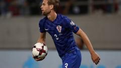 Хърватски национал напусна Милан