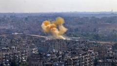 Сирийската армия си върна превзетите от бунтовниците райони в Западно Алепо