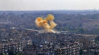 Нови ожесточени боеве и бомбардировки в Алепо