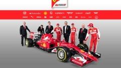 Болидът на Ферари изцяло обновен за ГП на Испания