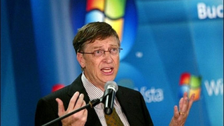 Бил Гейтс впечатлен от IT сектора в Румъния