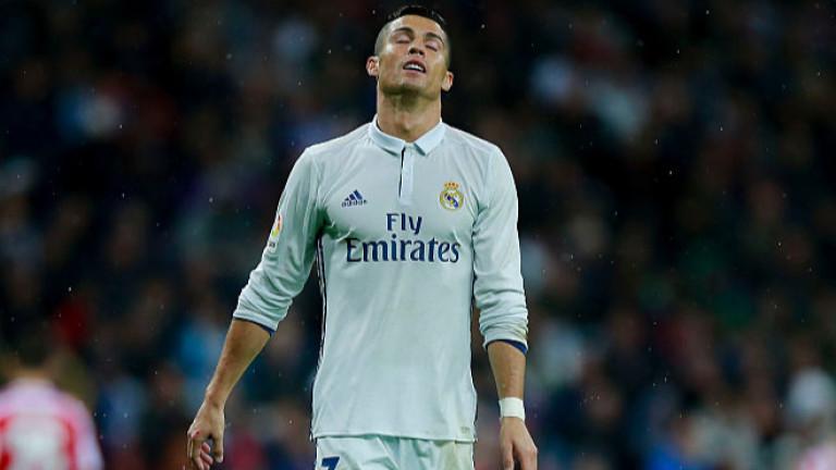 Кристиано Роналдо е сключил сделка с испанските данъчни власти, за