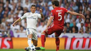 """НА ЖИВО: Реал (Мадрид) - Байерн (Мюнхен), порязаха сериозно """"баварците"""" с гол от засада!"""