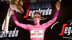 Диего Улиси спечели втория етап от Джирото