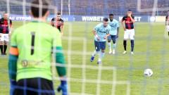 Дунав победи експерименталния Локомотив (Пд) с 2:0