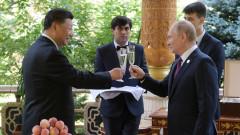Путин хвали важната роля на Китай в света