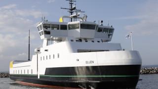 Най-големият изцяло електрически ферибот в света завърши своето първо пътуване