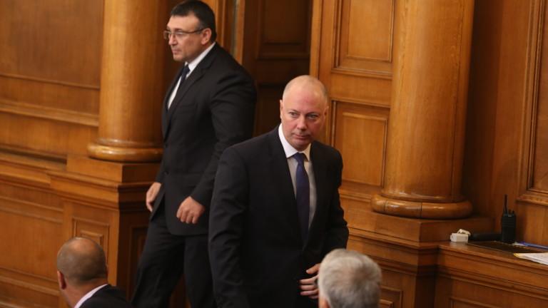 След часове дебатите ремонтът на кабинета Борисов 3 е факт