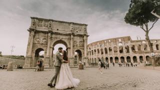 Бракът e все по-рядък в Италия - още повече по време на пандемията