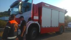 Неправилно съхранявали пропан-бутана в Николаево