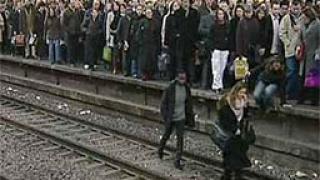 Национална транспортна стачка блокира Италия