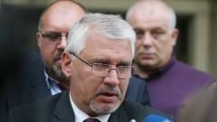 МВР синдикатите не дават 100 дни толеранс на Маринов