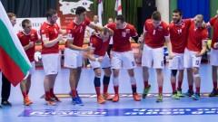 България победи Люксембург с 37:31 в Световната лига